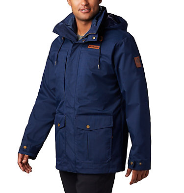 Men's Horizons Pine™ Interchange Jacket Horizons Pine™ Interchange Jac | 023 | L, Collegiate Navy, front