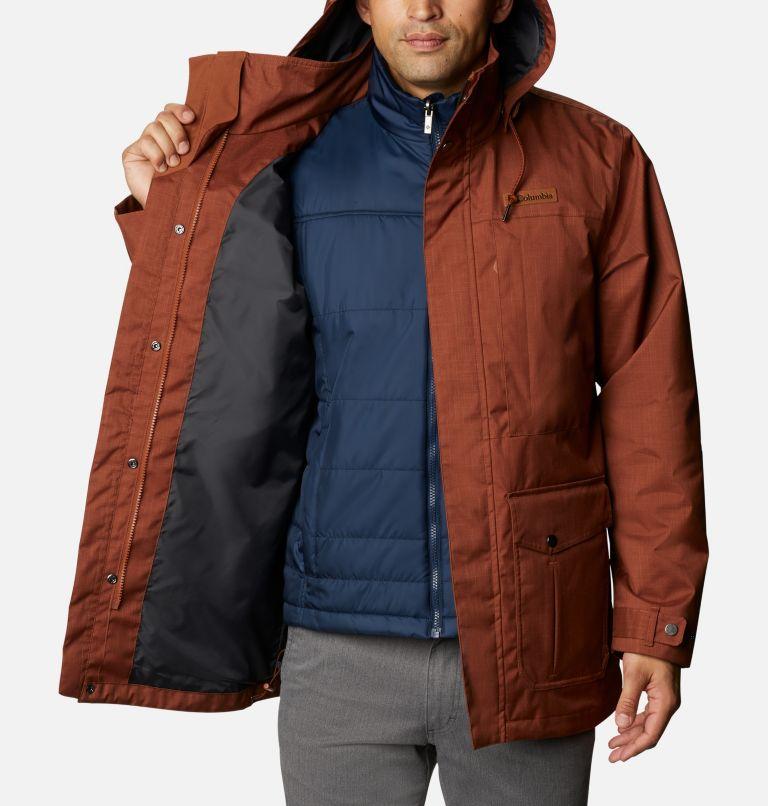 Horizons Pine™ Interchange Jacket   242   2X Men's Horizons Pine™ Interchange Jacket - Big, Dark Amber, a3