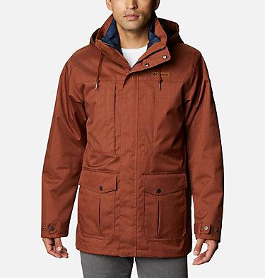 Men's Horizons Pine™ Interchange Jacket - Big Horizons Pine™ Interchange Jacket | 464 | 5X, Dark Amber, front