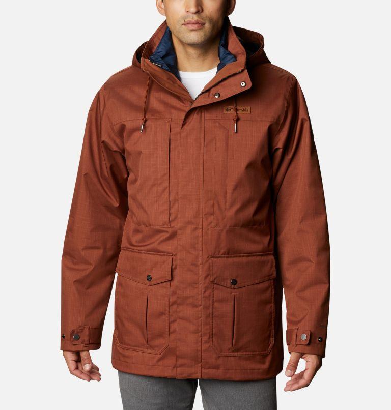 Horizons Pine™ Interchange Jacket   242   2X Men's Horizons Pine™ Interchange Jacket - Big, Dark Amber, front