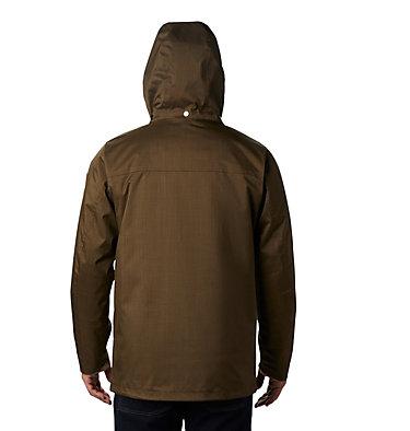 Men's Horizons Pine™ Interchange Jacket - Big Horizons Pine™ Interchange Jacket | 464 | 5X, Olive Green, back