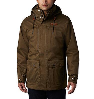 Men's Horizons Pine™ Interchange Jacket - Big Horizons Pine™ Interchange Jacket | 464 | 5X, Olive Green, front