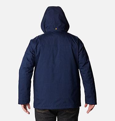 Men's Horizons Pine™ Interchange Jacket - Big Horizons Pine™ Interchange Jacket | 464 | 5X, Collegiate Navy, back