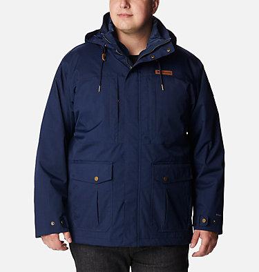 Men's Horizons Pine™ Interchange Jacket - Big Horizons Pine™ Interchange Jacket | 464 | 5X, Collegiate Navy, front