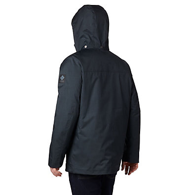 Men's Horizons Pine™ Interchange Jacket - Tall Horizons Pine™ Interchange Jacket | 242 | 2XT, Black, back