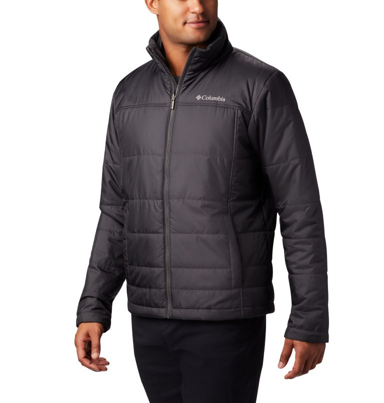 Horizons Pine™ Interchange Jacket | 023 | XLT Men's Horizons Pine™ Interchange Jacket - Tall, City Grey, a1