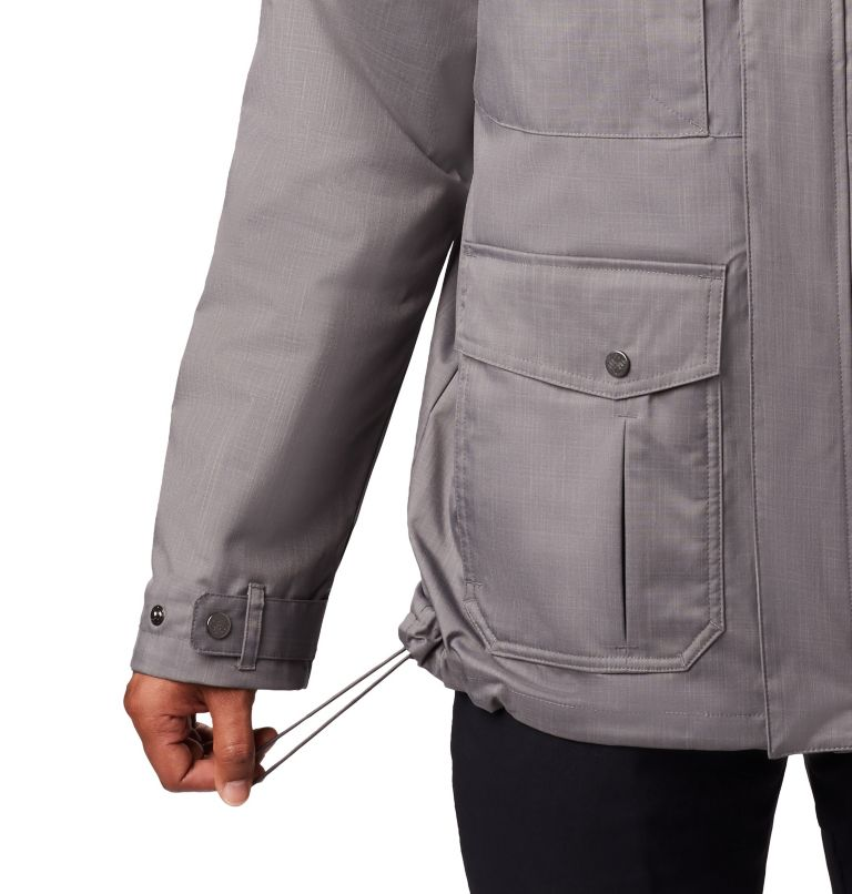 Horizons Pine™ Interchange Jacket | 023 | XLT Men's Horizons Pine™ Interchange Jacket - Tall, City Grey, a4