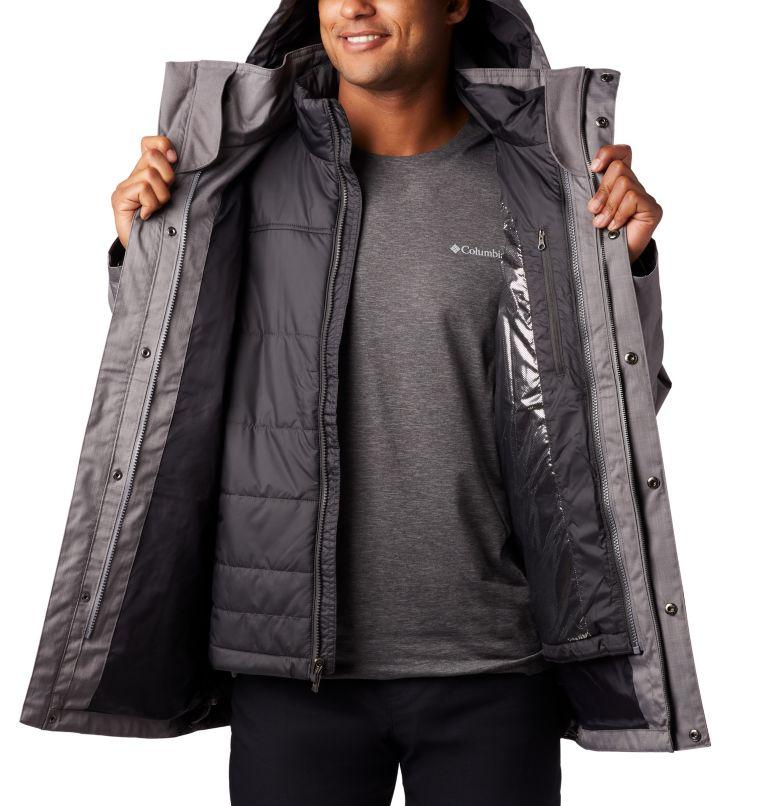 Horizons Pine™ Interchange Jacket | 023 | 3XT Men's Horizons Pine™ Interchange Jacket - Tall, City Grey, a5