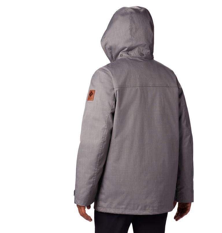 Horizons Pine™ Interchange Jacket | 023 | 4XT Men's Horizons Pine™ Interchange Jacket - Tall, City Grey, back