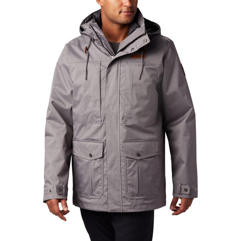 Horizons Pine™ Interchange Jacket | 023 | 3XT Men's Horizons Pine™ Interchange Jacket - Tall, City Grey, front