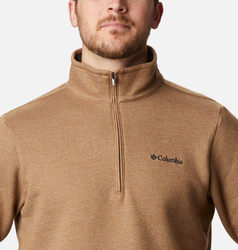 Men's Great Hart Mountain™ III Half Zip Sweatshirt Men's Great Hart Mountain™ III Half Zip Sweatshirt, a2