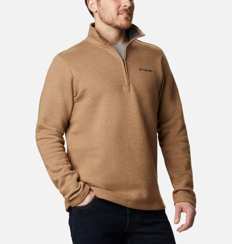 Men's Great Hart Mountain™ III Half Zip Sweatshirt Men's Great Hart Mountain™ III Half Zip Sweatshirt, a3