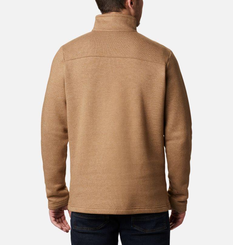 Men's Great Hart Mountain™ III Half Zip Sweatshirt Men's Great Hart Mountain™ III Half Zip Sweatshirt, back