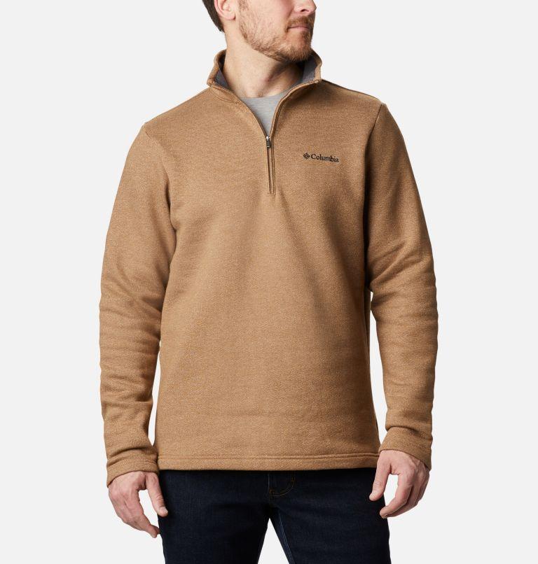 Men's Great Hart Mountain™ III Half Zip Sweatshirt Men's Great Hart Mountain™ III Half Zip Sweatshirt, front