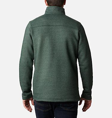 Men's Great Hart Mountain™ III Half Zip Fleece Great Hart Mountain™ III Half Zip | 449 | XL, Spruce, back