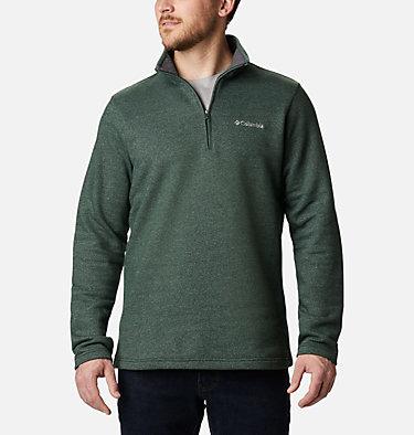 Men's Great Hart Mountain™ III Half Zip Fleece Great Hart Mountain™ III Half Zip | 449 | XL, Spruce, front