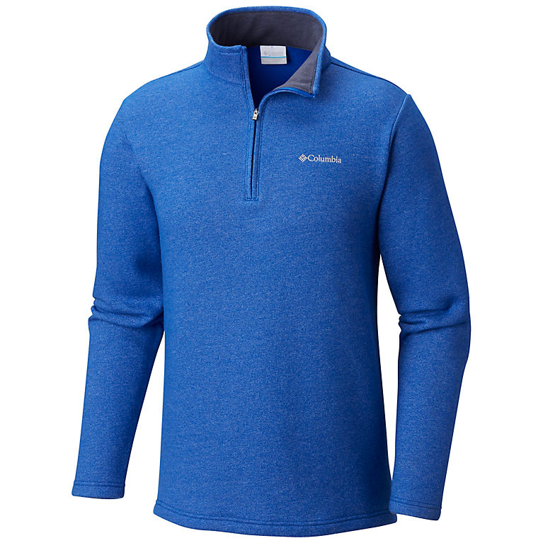 Columbia Men's Great Hart Mountain III Half Zip Fleece