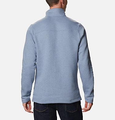 Men's Great Hart Mountain™ III Half Zip Fleece Great Hart Mountain™ III Half Zip | 449 | XL, Bluestone, back