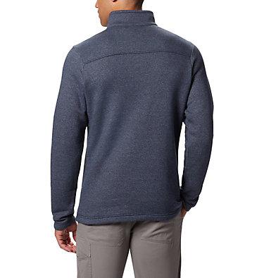 Men's Great Hart Mountain™ III Half Zip Fleece Great Hart Mountain™ III Half Zip | 449 | XL, Collegiate Navy Solid, back