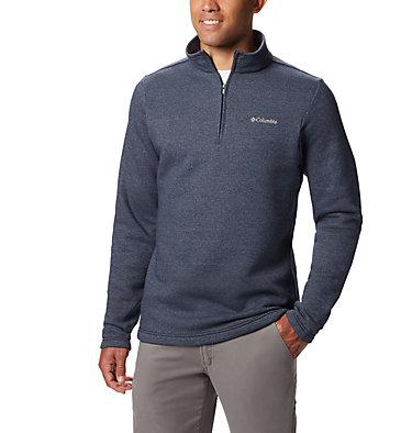 Men's Great Hart Mountain™ III Half Zip Fleece Great Hart Mountain™ III Half Zip | 449 | XL, Collegiate Navy Solid, front