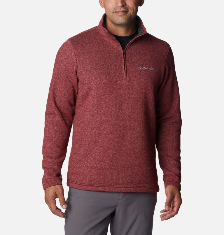 Men's Great Hart Mountain™ III Half Zip Fleece Men's Great Hart Mountain™ III Half Zip Fleece, front