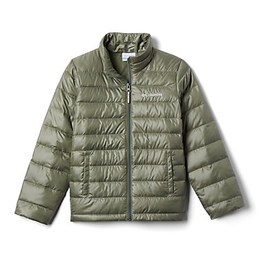 Kids' Airspace™ Down Jacket Airspace™ Down Jacket | 316 | M, Cypress, front