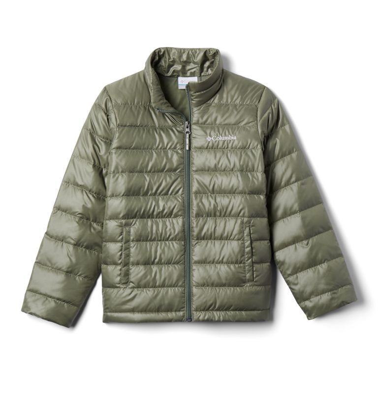 Manteau en duvet Airspace™ pour enfant Manteau en duvet Airspace™ pour enfant, front
