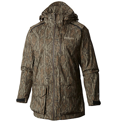 Men's PHG Widgeon™ Quad Parka Widgeon™ Quad Parka | 936 | M, Mossy Oak Bottomland, front