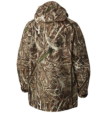 Men's PHG Widgeon™ Quad Parka Widgeon™ Quad Parka | 936 | M, Realtree Max5, back