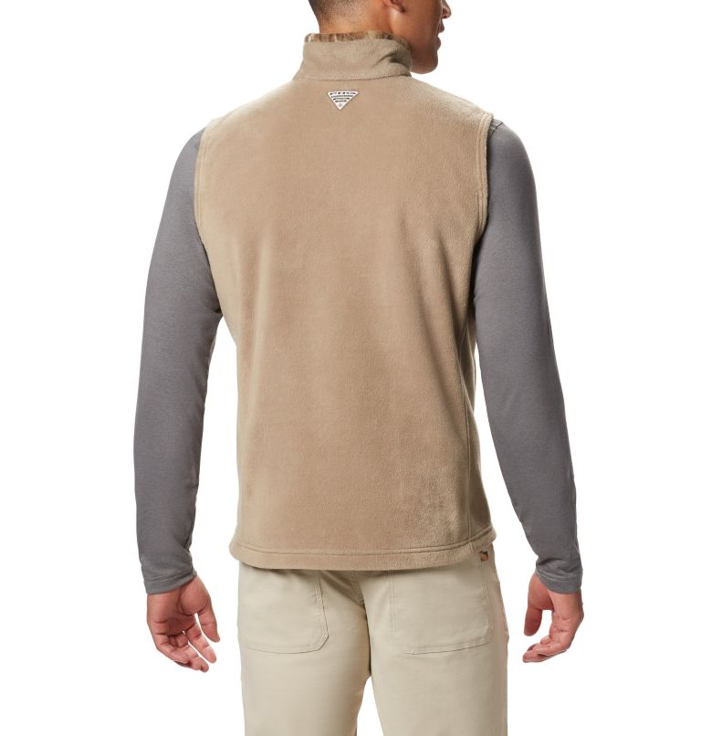 Men's PHG Fleece Vest Men's PHG Fleece Vest, back