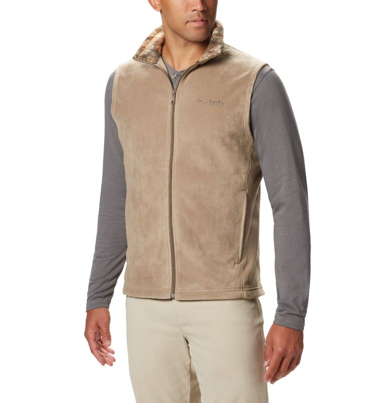 Men's PHG™ Fleece Vest - Big Men's PHG™ Fleece Vest - Big, front