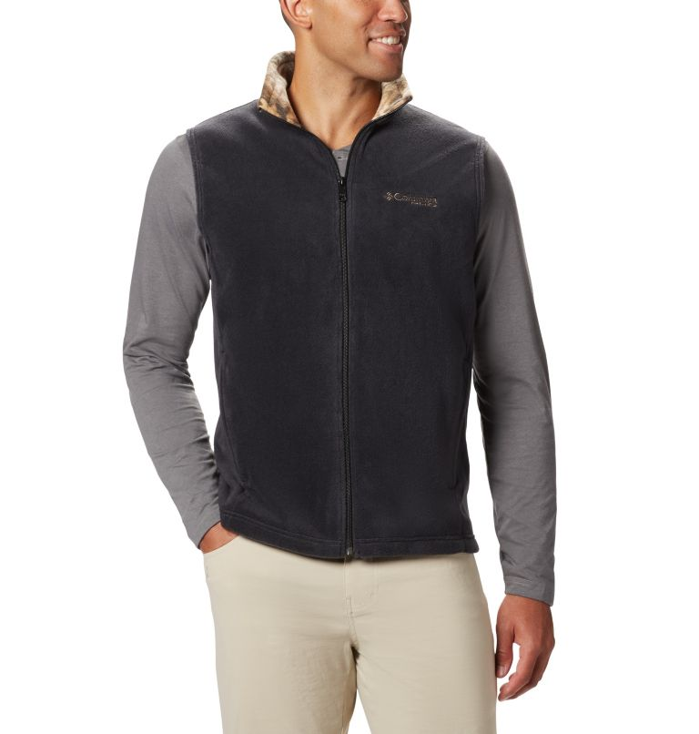 Men's PHG™ Fleece Vest - Tall Men's PHG™ Fleece Vest - Tall, front