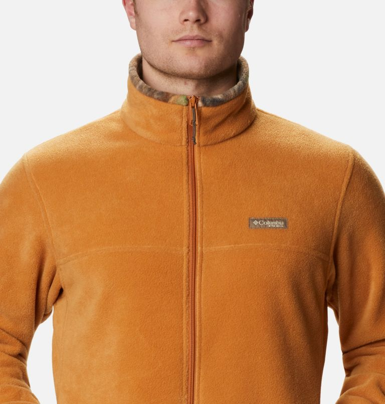 PHG™ Fleece Jacket | 708 | XL Veste polaire PHG™ pour homme, Canyon Gold, RT Edge, a2
