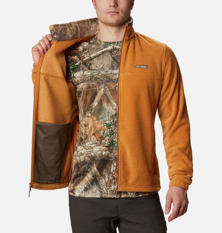 PHG™ Fleece Jacket | 708 | XL Veste polaire PHG™ pour homme, Canyon Gold, RT Edge, a3