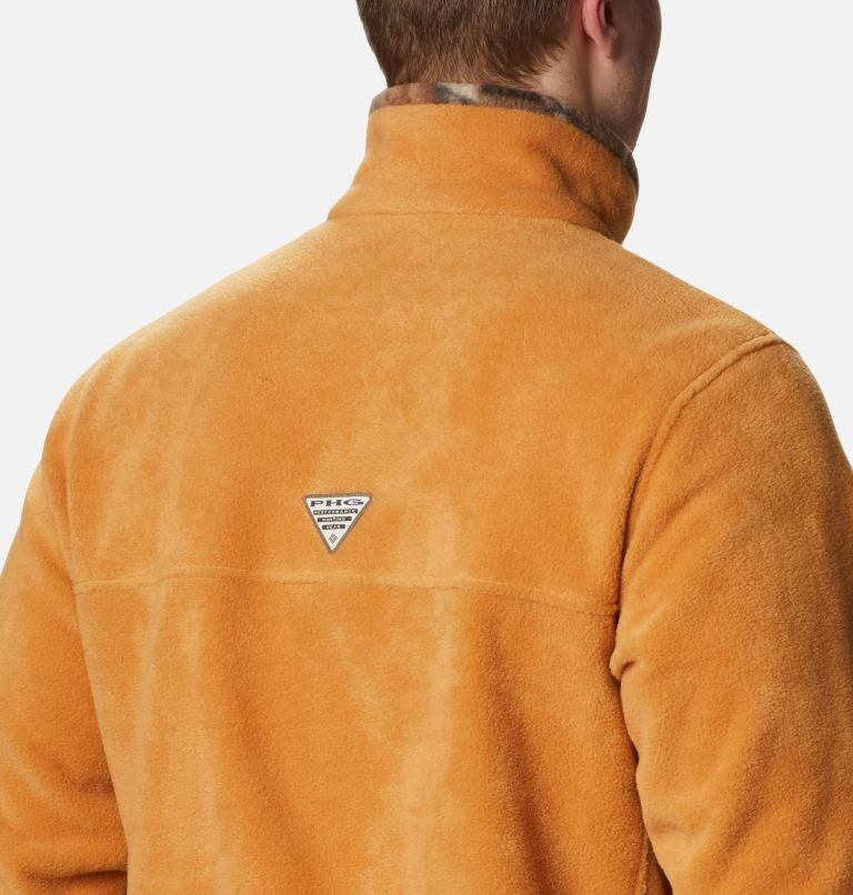 PHG™ Fleece Jacket | 708 | XL Veste polaire PHG™ pour homme, Canyon Gold, RT Edge, a4