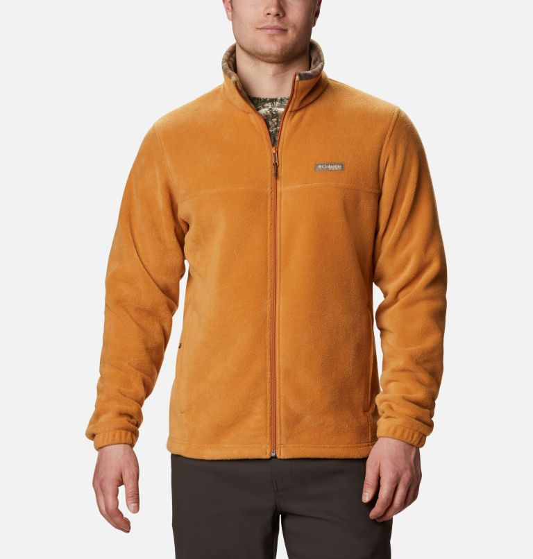 PHG™ Fleece Jacket | 708 | XL Veste polaire PHG™ pour homme, Canyon Gold, RT Edge, front