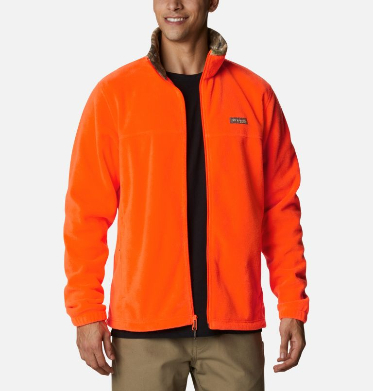 Men's PHG Fleece Jacket - Big Men's PHG Fleece Jacket - Big, front