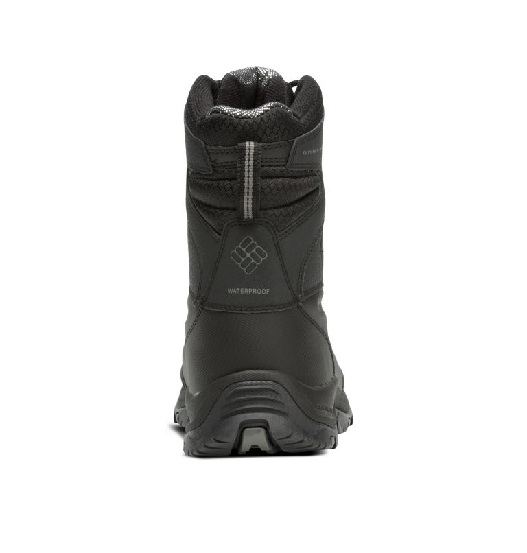 BUGABOOT™ PLUS III OMNI-HEAT™ | 010 | 11 Men's Bugaboot™ Plus III Omni-Heat™ Boot, Black, Charcoal, back