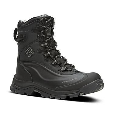 Men's Bugaboot™ Plus III Omni-Heat™ Boot BUGABOOT™ PLUS III OMNI-HEAT™ | 010 | 10, Black, Charcoal, 3/4 front