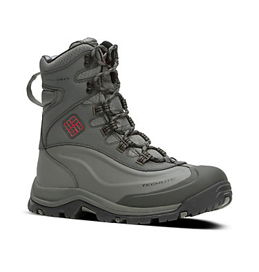 Men's Bugaboot™ Plus III Omni-Heat™ Boot , 3/4 front