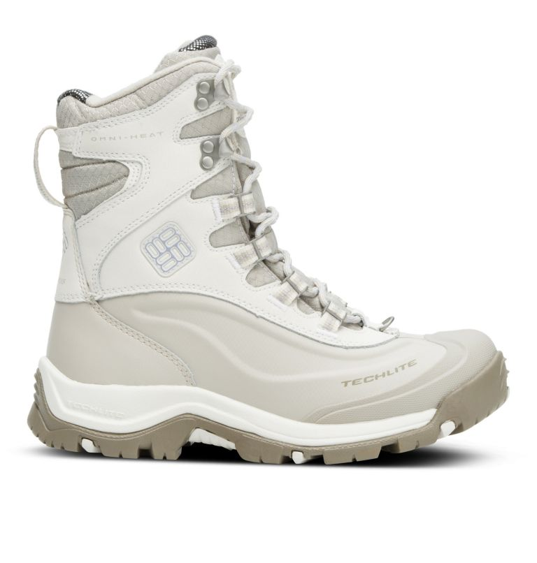 BUGABOOT™ PLUS III OMNI-HEAT™ | 125 | 6.5 Women's Bugaboot™ Plus III Omni-Heat™ Boot, Sea Salt, Twilight, front