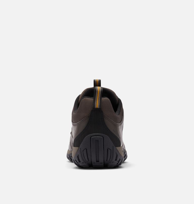 PEAKFREAK™ VENTURE WATERPROOF | 231 | 7.5 Men's Peakfreak™ Venture Waterproof Shoe, Cordovan, Squash, back