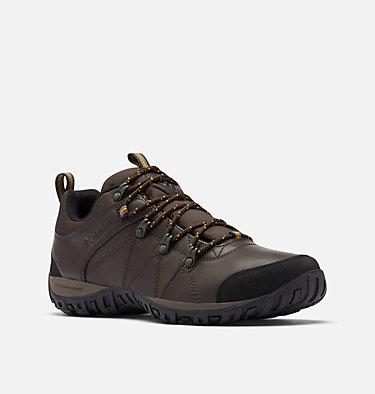 Men's Peakfreak™ Venture Waterproof Shoe PEAKFREAK™ VENTURE WATERPROOF | 286 | 10, Cordovan, Squash, 3/4 front