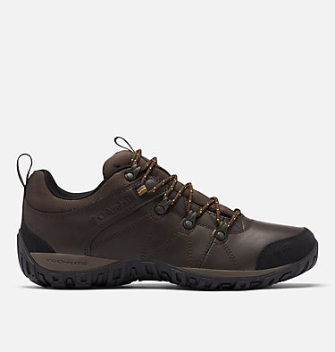 Men's Peakfreak™ Venture Waterproof Shoe PEAKFREAK™ VENTURE WATERPROOF | 286 | 10, Cordovan, Squash, front