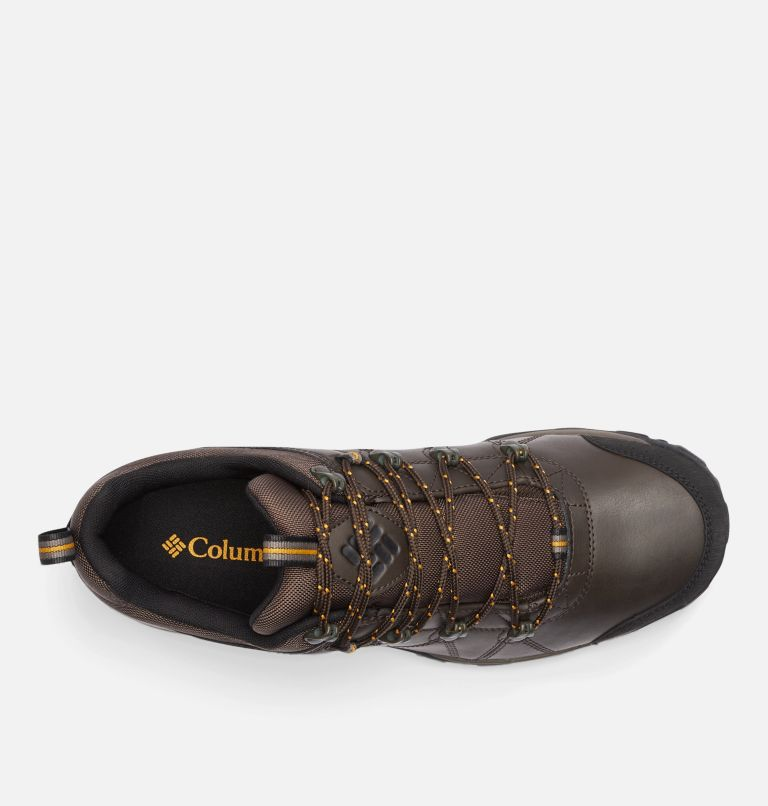 PEAKFREAK™ VENTURE WATERPROOF | 231 | 7.5 Men's Peakfreak™ Venture Waterproof Shoe, Cordovan, Squash, top