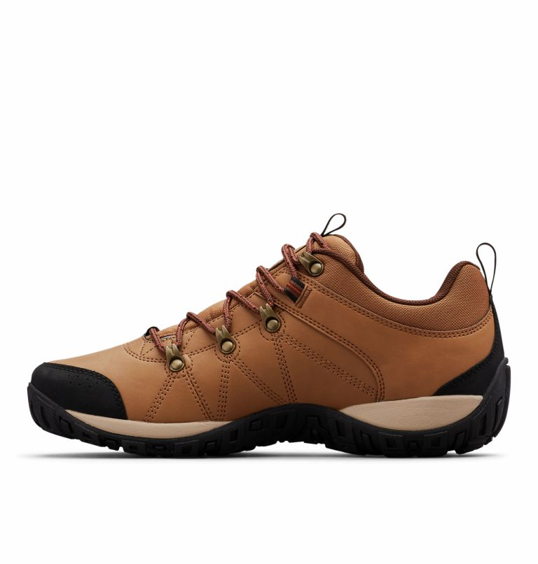 Men's Peakfreak™ Venture Waterproof Shoe Men's Peakfreak™ Venture Waterproof Shoe, medial