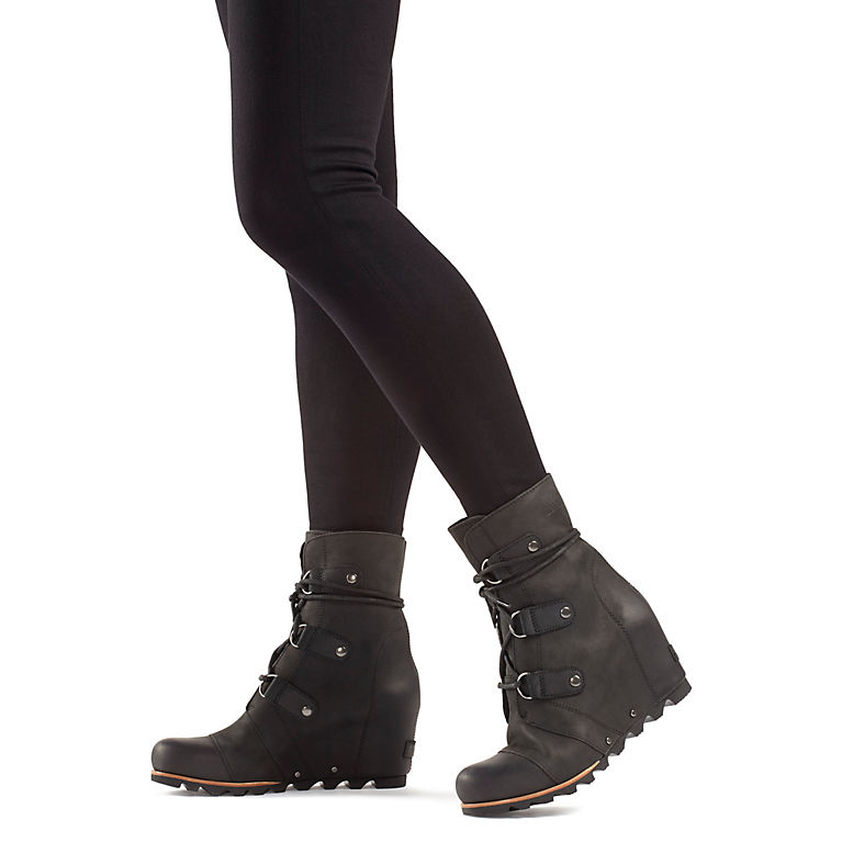 super quality shoes for cheap sold worldwide Women's Joan Of Arctic Wedge Mid Waterproof Boot   SOREL