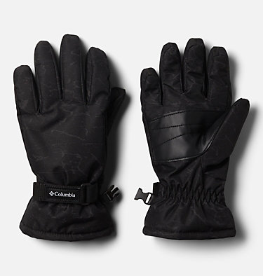 Kids' Core™ Gloves Y Core™ Glove | 658 | L, Black Crackle Print, front
