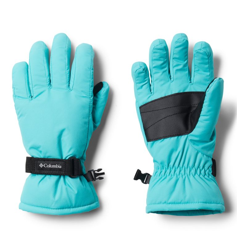 Y Core™ Glove | 356 | M Kids' Core™ Gloves, Dolphin, front