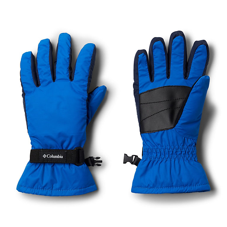 3 to 8 Years Blue and Pink Frozen Girls Ski Glove
